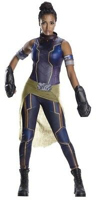 Black Panther Shuri Costume Adult XS S M Womens Deluxe Cosplay Complete Outfit  - Complete Womens Outfits