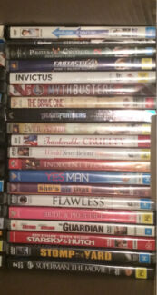 20 Action Movies for $10.00 (50c Each) good condition Ashford Inverell Area Preview