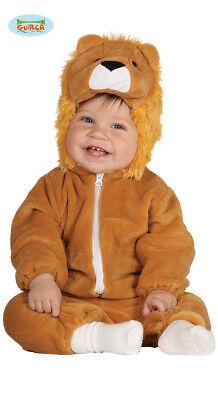 Kostüm löwe baby tiere karneval neu geboren mädchen kind mod. 87591