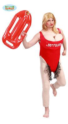 Pamela Kostüm Aerobickostüm JGA Lifeguard Herrenkostüm