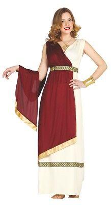 Damen Römische Kostüm Antike Griechische Toga Outfit - Weibliche Römischen Kostüm
