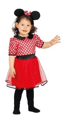 Minnie Kostüm Mädchen Kinder Kostüm Welt Buch Woche (Minnie Kleinkind Kostüm)