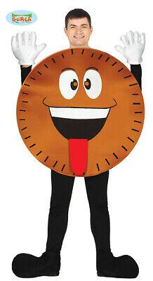 GuircaKeks Kostüm für Erwachsene Unisex Karneval Fasching (Für Erwachsene Unisex Kostüm)