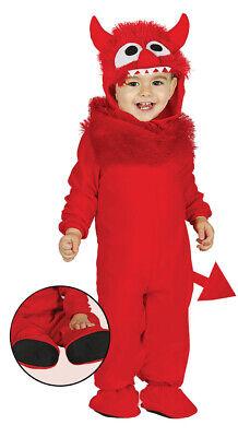 Baby Monsterkostüm Kostüm Monster für Kinder Kinderkostüm Monsterkostüm Gr 86-98