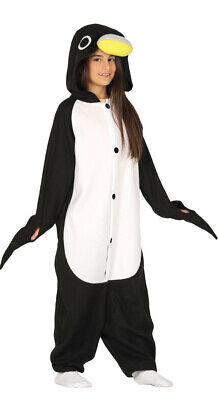 Pinguin Kostüm für Kinder - Größe 110-146 - - Pinguin Kostüme Für Kinder