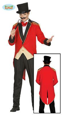Zirkusdirektor Kostüm Dompteur Zirkus (Herren Direktor Kostüme)