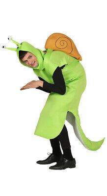 Schnecke Kostüm für Erwachsene Schneckenkostüm Tierkostüm - Schnecke Kostüm Für Erwachsene