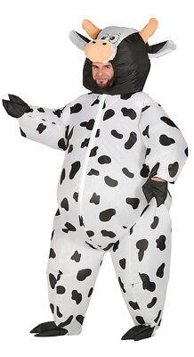 aufblasbarer Kuhkostüm Kostüm Tierkostüm für Erwachsene