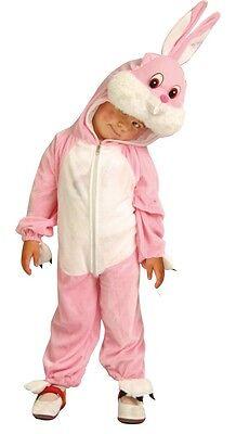 Baby Mädchen Rosa Ostern Kaninchen Häschen Animal Halloween Kostüm Kleid Outfit