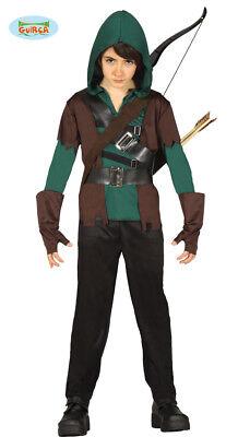 GUIRCA Costume Arrow Robin Hood arciere halloween carnevale bambino mod. 8570_