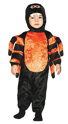 Baby Toddler Children's Spider Tarantula Halloween Fancy Costume Good Quality - Good Male Halloween Costumes