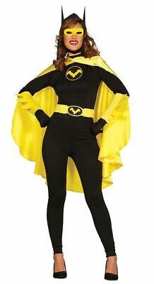 Women Super Heros (Femmes Noir Chauve-Souris Super Héros Costume Femme Déguisement)