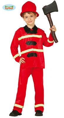 uerwehrmann Firefighter Feuerwehrkostüm Kinder (Fire Fighter Kostüme)
