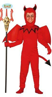 Teufel mit Flügeln Halloween Kostüm für Kinder Halloweenkostüm - Halloween Teufel Kostüm Für Kinder