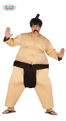 GUIRCA Costume lottatore di sumo carnevale uomo adulto 110 84348