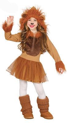 Mädchen Löwe Kostüm König der Löwen Outfit Disney - König Der Löwen Kostüme Kinder
