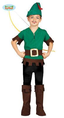 m für Kinder Karneval Robin Jäger Mittelalter (Mittelalter Bogenschütze Kostüme)