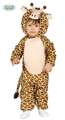 Giraffe Safari Kostüm Baby 12-24 Monate