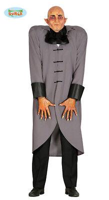 Vampir Butler Nosferatu Grusel Kostüm für Herren one size