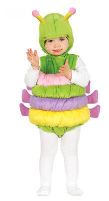 Baby Kleinkind Raupe Nimmersatt Kinderkostüme Kostüm Alter 6-12 - Baby Raupe Kostüm
