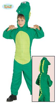 GUIRCA Costume vestito coccodrillo  animali carnevale bambino - Carnevale Kostüme