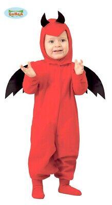 Baby Teufel - Kostüm für Kinder Karneval Halloween - Halloween Teufel Kostüm Für Kinder