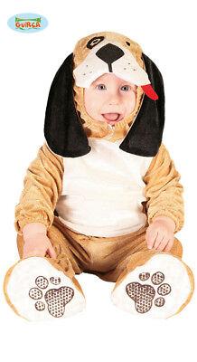 GUIRCA Hundekostüm Kleinkinder Gr. 6 bis 12 Monate Kostüm Hund Gebraucht ()