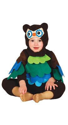 Baby Eule Kinder Kostüm Karneval Fasching süss Tier - Baby Eule Kind Kostüme