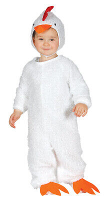 Hühnerkostümweiß Küken Kostüm für Kinder Tier Babykostüm Tierkostüm - Küken Kostüm Für Babys