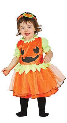 Baby Kleinkind Kinder Pumpkin Kleid Halloween Kostüm Gute Qualität