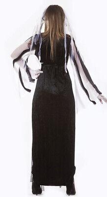 Gothic Braut Halloween Kostüm für Damen Geister Halloweenkostüm - Gothic Braut Kostüme