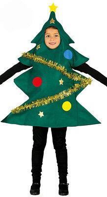 Kinder Weihnachtsbaum Kostüm Jungen Mädchen Kostüm Outfit Alter - Weihnachtsbaum Outfit