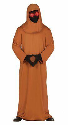 m Scrap Kaufmann Kostüm Jawa Kostüm Brauner Robe Mönch (Kaufen Halloween Kostüm)