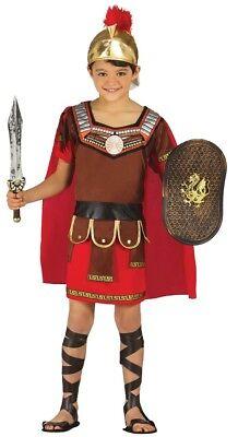 Jungen Römischer Centurion Kostüm Kinder Halloween Welttag des Buches
