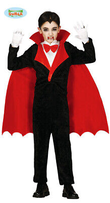 Kostüm Graf Dracula Nosferatu Halloween Karneval (Dracula Kostüm Kind)