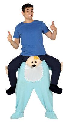 Riesenbabykostüm  Aufsitz Kostüm für Erwachsene (Für Erwachsene Baby Kostüm)