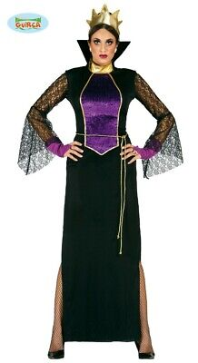 böse Stiefmutter Königin Halloween Karneval Party Kostüm für - Böse Karneval Kostüme