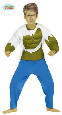 Children's Halloween Hulk Strongman - Hulk Kostüm Halloween