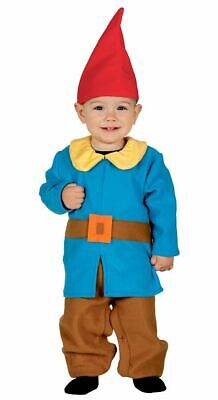 warf Gnome Fancy Dress Costume Infants Outfit (Baby Gnome Outfit)