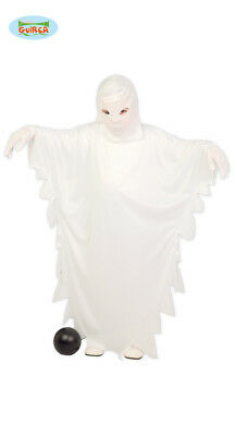 Gespenst Kostüm Geist Gespensterkostüm Halloween Kinder (Gespenst Geist Kostüm)