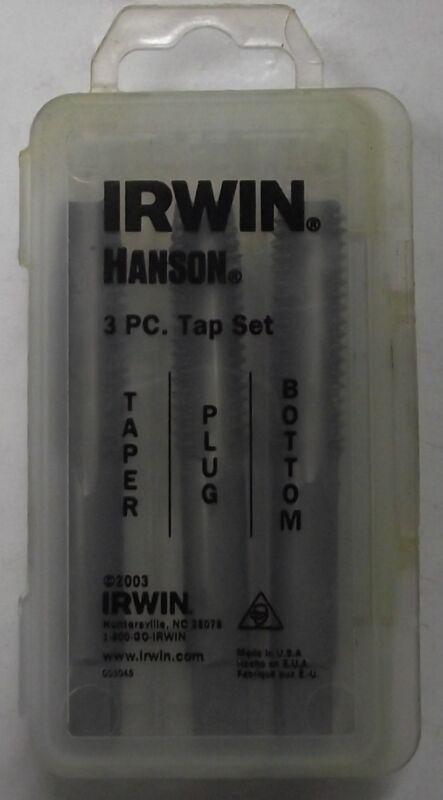 Hanson SET 5//8-11NC 3PC TAP HANSON 2652