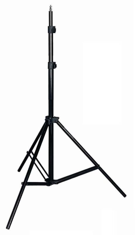 2m/7ft Photography Light Stand Tripod For Camera Flash Spotlight Softbox