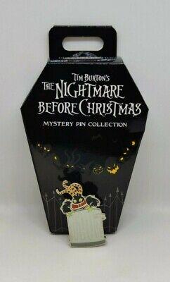 Harlequin Demon Nightmare Before Christmas NBC Mystery Box Disney Pin 2020