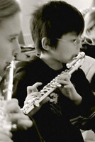 Flute lessons with fun (and experienced) teacher!