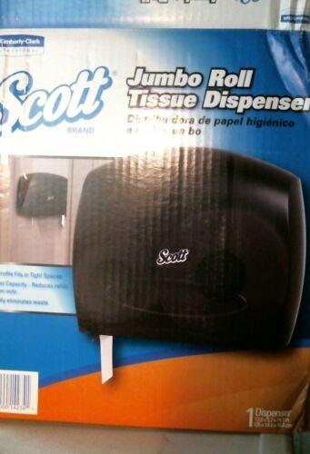 Kimberly-Clark 14234 Jumbo Roll Tissue Dispenser, FREE SHIPPING