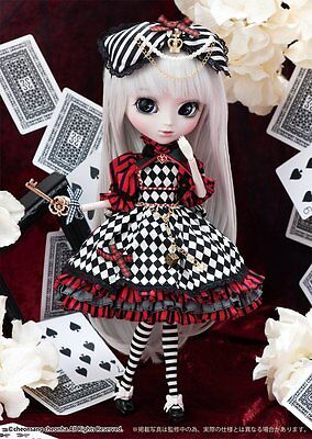 "Pullip "" Optical Alice in Wonderland "" P-195 Fashion doll from Japan '17 model"