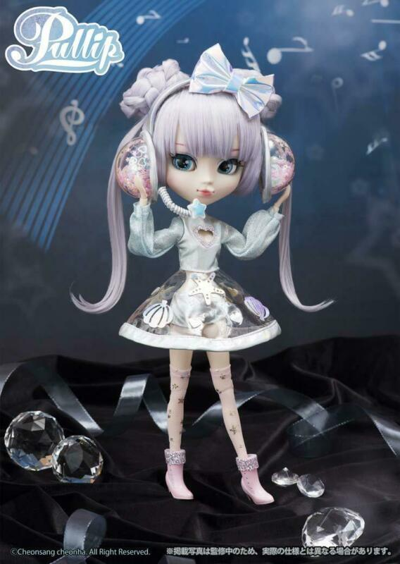 Pullip Cosmo di cosmody P-232 height approx 310mm abs pre-painted movable