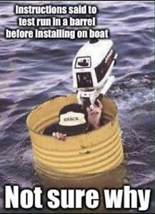 Wanted: Dead /Alive Outboard Boat Motors