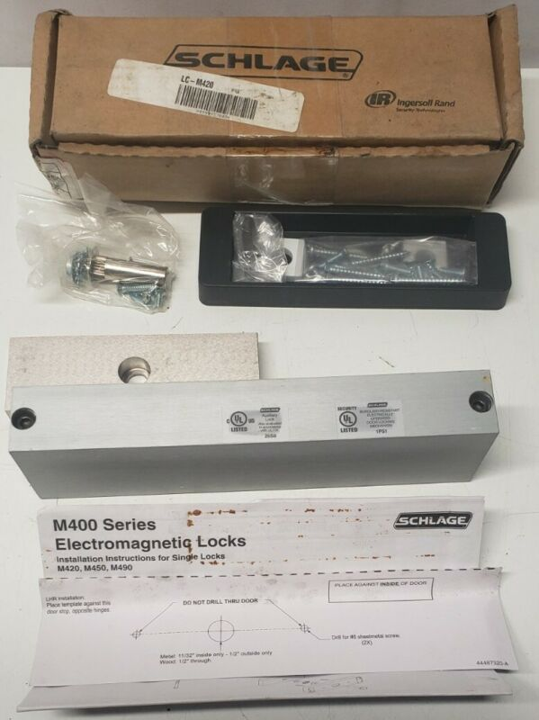 SCHLAGE Electromagnetic Mag Traffic Control Lock M420