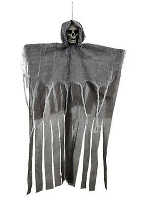 Halloween Decorations Scary Decor Grim Reaper Hanging Ghoul ~ Assorted (Qty 1)